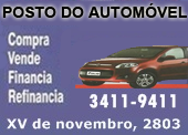 Posto do automovel