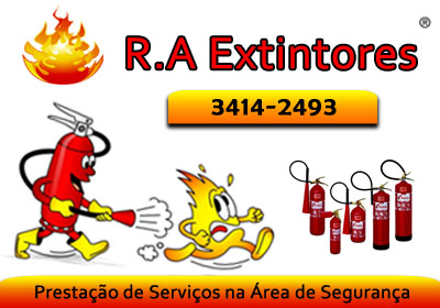 R A EXTINTORES Uruguaiana RS