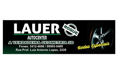 Lauer Autocenter , Rodas especiais e Borracharia do Roque Uruguaiana RS