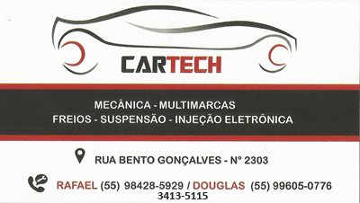 Cartech Multimarcas Uruguaiana RS